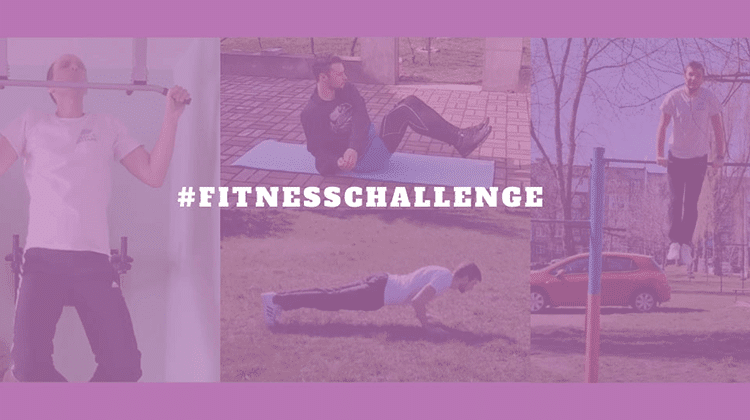Youtube Thumbnail Fitness Challenge 1