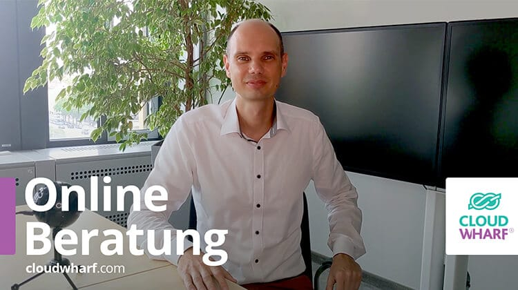 Youtube Thumbnail Remote Consulting und Online Beratung Video